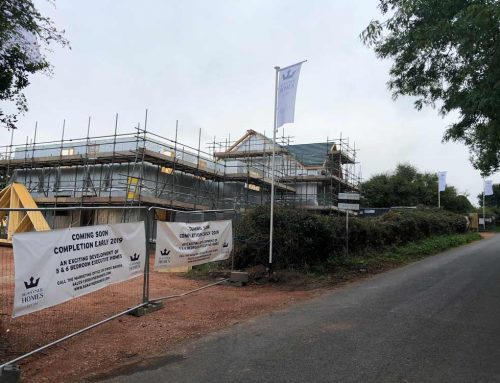 Penallt Development ahead of schedule for 2019