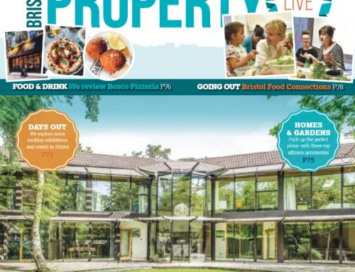 Bristol Property Live article on Clarence House & Mulberry House