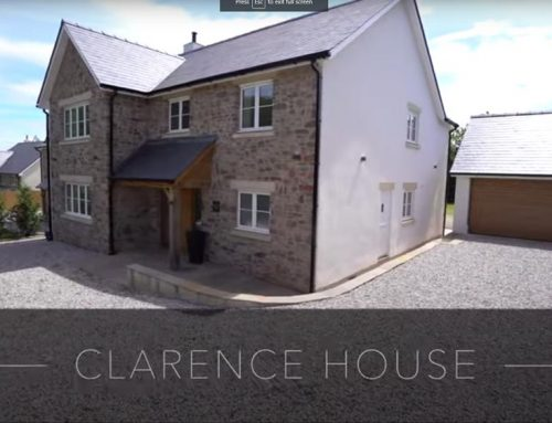 Clarence House, Penallt, Monmouth