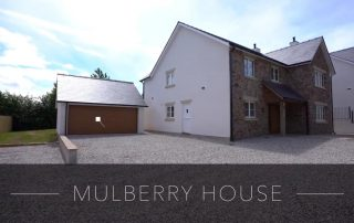 Mulberry House, Penalt, Monmouth
