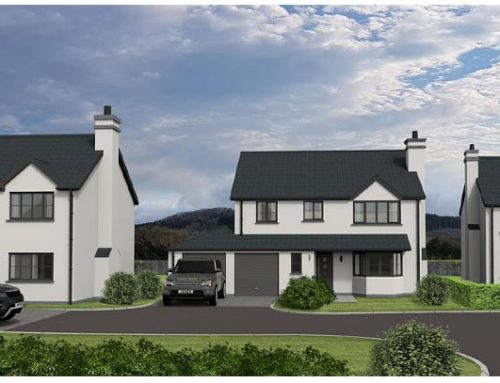 SG Rayner Homes Latest Development – Chase View, Ross-on-Wye