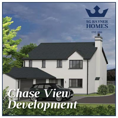 Chase View Development, SG Rayner Homes