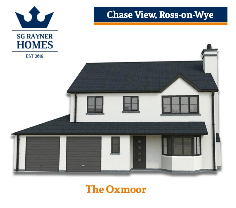 The Oxmoor, SG Rayner Homes Chase View , Ross-on-Wye Development
