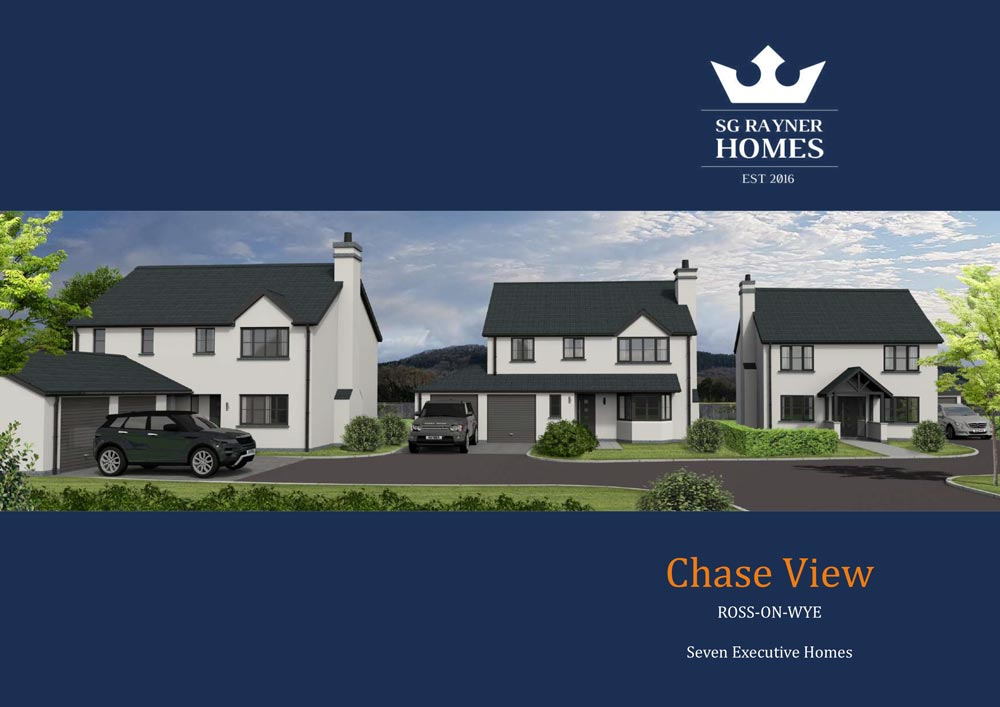 SG Rayner Homes - Chase View, Ross-on-Wye